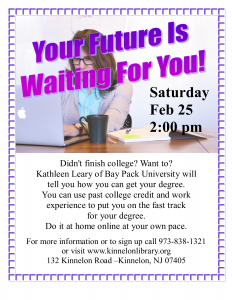 Your Future is Waiting!
